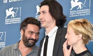 SAVERIO COSTANZO, ADAM DRIVER, ALBA ROHRWACHER