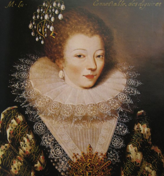 Marie Vignon, Madame La Connétable des Augures