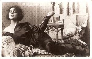 Pina Menichelli.
