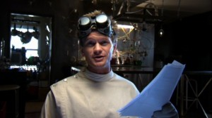 "NEIL PATRICK HARRIS IN ""DR. HORRIBLE"""