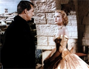 Caccia al Ladro, Grace Kelly in oro.