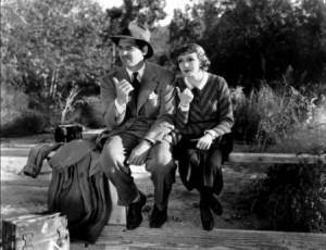 Claudette Colbert e Clark Gable, autostop per un (ri)matrimonio