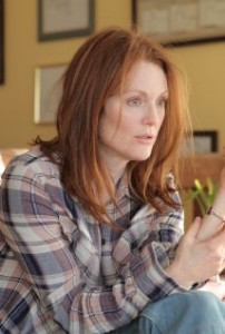 Julianne Moore in Stile Alice