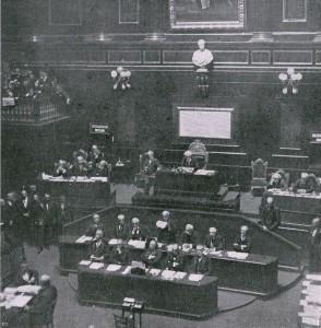 Salandra in Senato.
