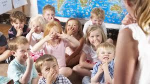 bambini scuola infanzia