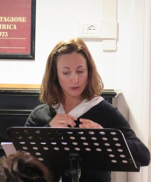 Francesca Bracchino