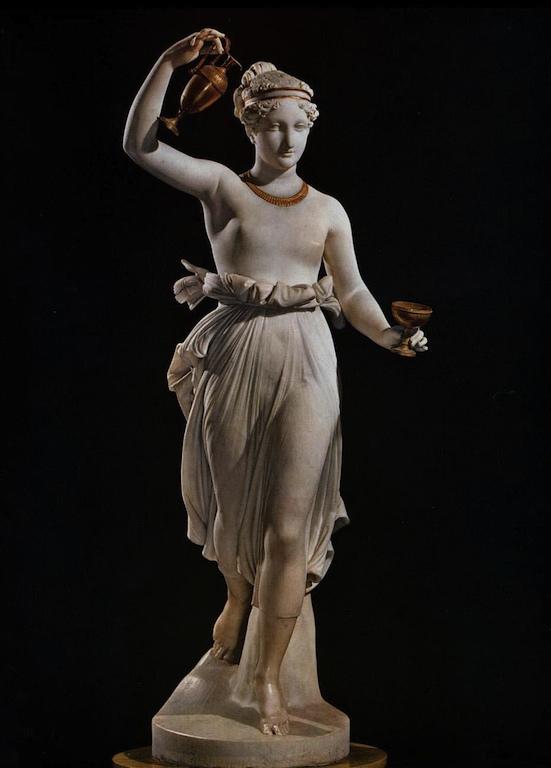 Ebe, Pinacoteca civica di Forlì