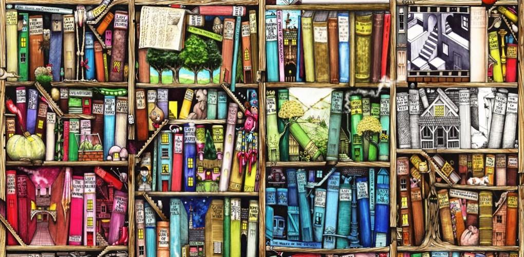 Books Colin Thompson