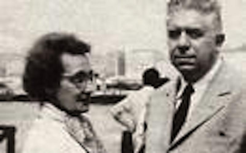 Drusilla Tanzi e Montale