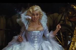 La fata madrina ha il push up e il volto di Helena Bonham Carter