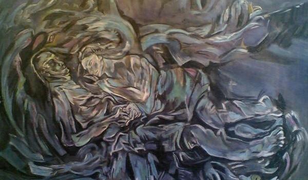 la sposa del vento Oskar Kokoschka