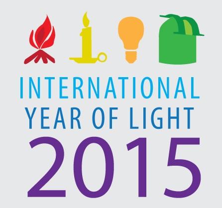 Il 2015 è l'Anno internazionale della Luce e delle tecnologie basate sulla Luce