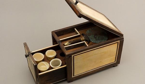 Cofanetto porta cosmetici di Kemeni, Metropolitan Museum, New York