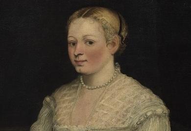Tintoretta autoritratto