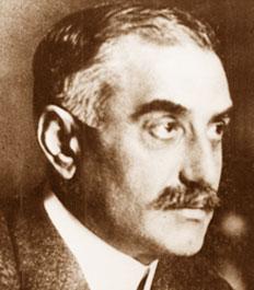Alfredo Frassati, proprietario e direttore de La Stampa.