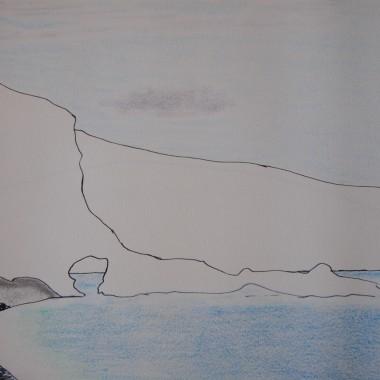 Playa en Medio a La Gomera