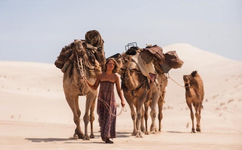 """ROBYN DAVIDSON, ovvero """"la signora dei cammelli"""""""