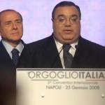 Berlusconi Convention Italiani nel Mondo Sergio De Gregorio