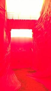 RED - emotional space: visto dall'interno