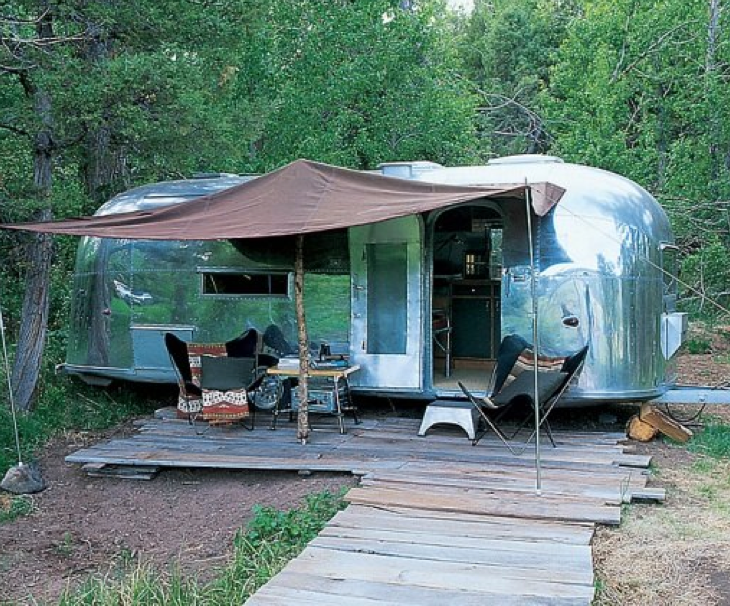 Vita nomade US style.