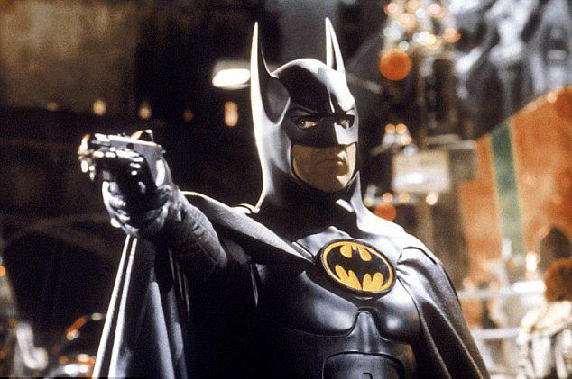 Michael Keaton, Batman
