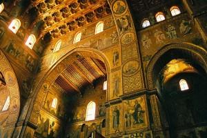 Mosaici della crociera e del transetto