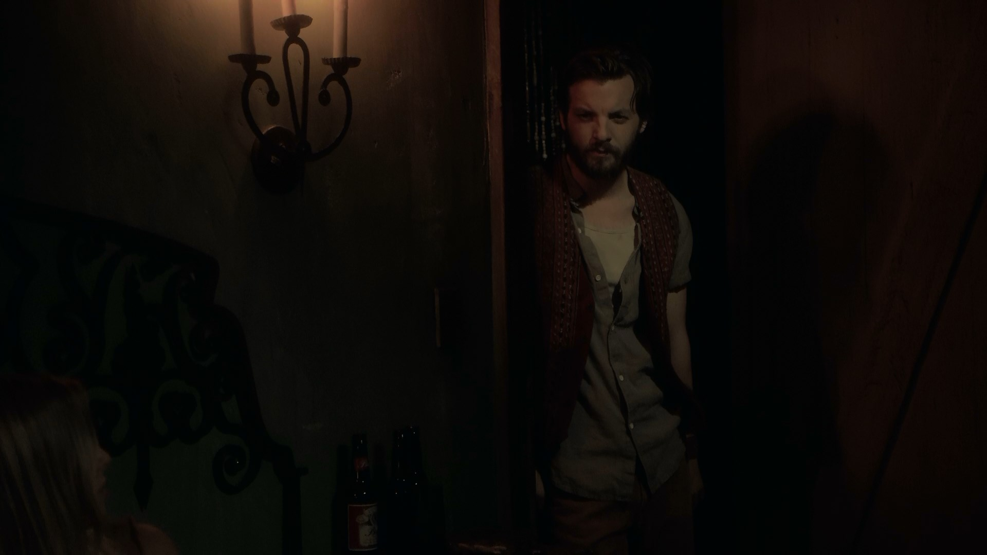 "MANSON IN ""AQUARIUS"""