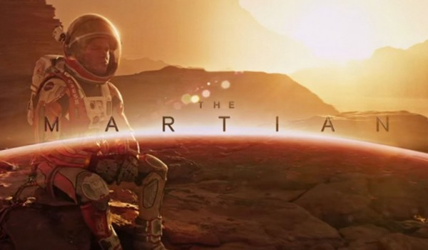 the martian ridley scott matt damon