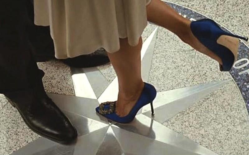1_Sex and the City, scarpe di Manolo Blahnik