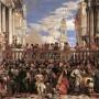 Paolo Veronese, Le nozze di Cana, Museo del Louvre, Parigi