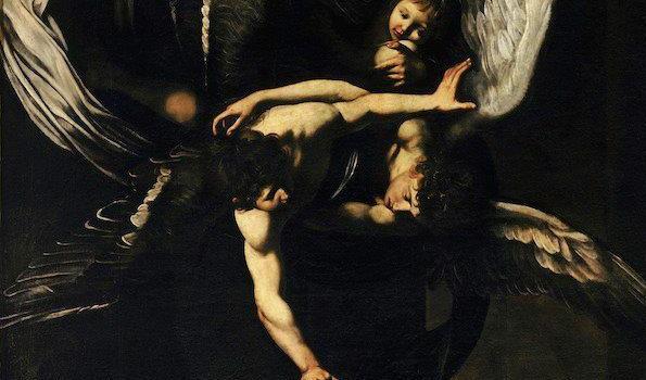 Gruppo Celeste - Madonna della Misericordia con Bambino e angeli.