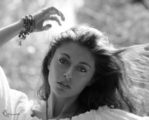 Foto di Ketti Gramolelli, modella Francesca Terroni