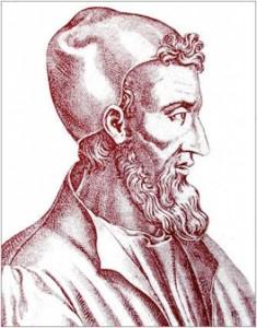 Celso, medico latino del I secolo a-C.