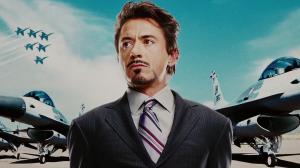 Tony Stark [Robert Downey Jr]
