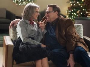 Diane Keaton e John Goodman in Il Natale all'improvviso