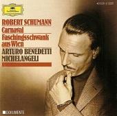 03. Arturo Benedetti Michelangeli. Schumann – Carnaval, Faschingsschwank aus Wien (1957)