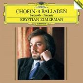08. Krystian Zimerman. Chopin – Ballades, Fantasy op.49 (1987)