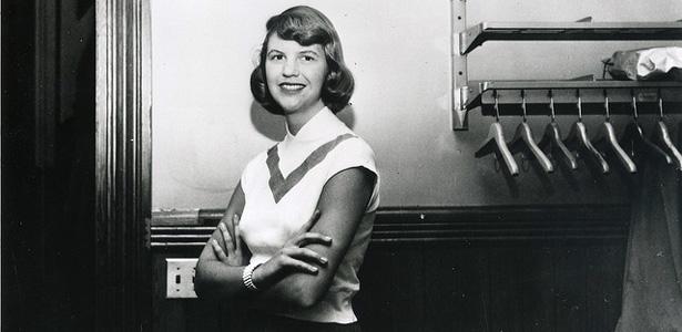 Sylvia Plath (Boston, 27 ottobre 1932 – Londra, 11 febbraio 1963)