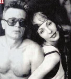 Limonov e Tanja a New York