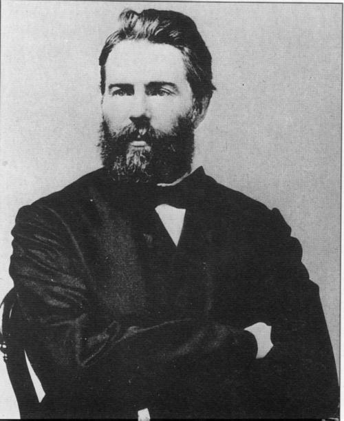 Herman Melville (1819- 1891)