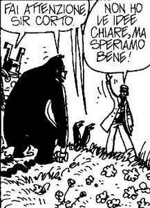 3 - Klingsor, l'Orangorilla ed il Confuso Maltese