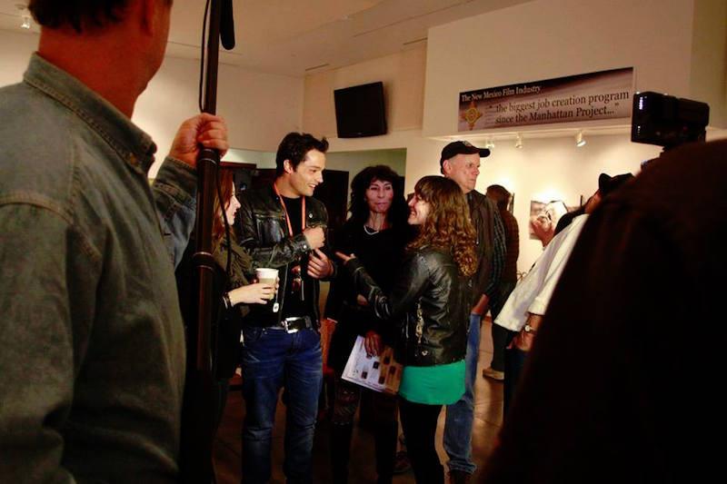 New Mexico, Taos Film Festival con la direttrice Anna Costantine.
