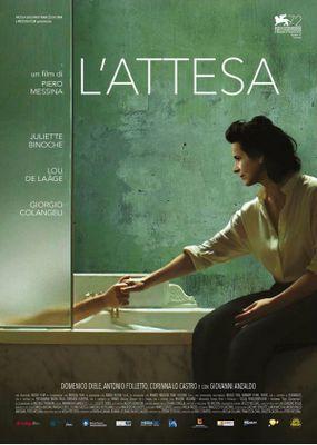 l'attesa film poster