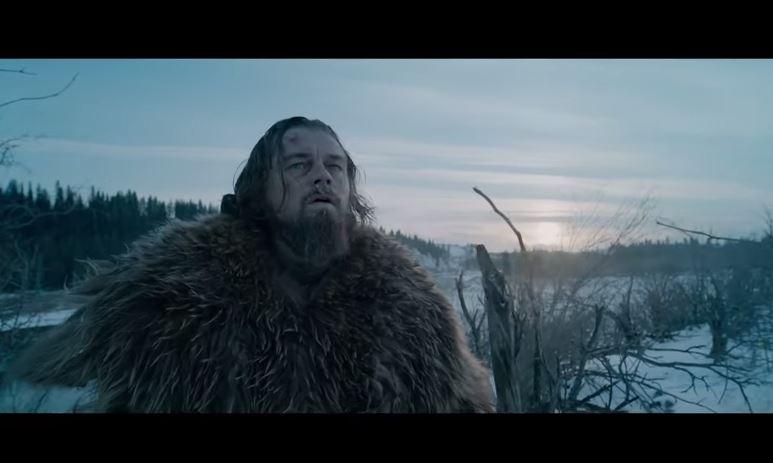 Leonardo di CAprio nel film di Inarritu: sarà un urlo di vittoria?