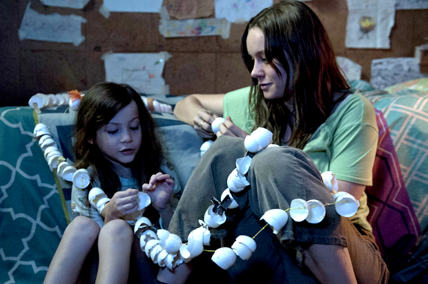 Brie Larson è bravissima in Room (poi dicono che recitare coi bambini sia particolarmente comjplicato)