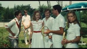 Circolo del tennis tratto dal film di Vittorio De Sica