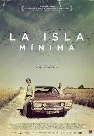 la isla minima poster