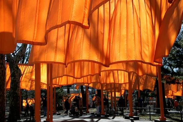 The Gates - Central Park - 2005