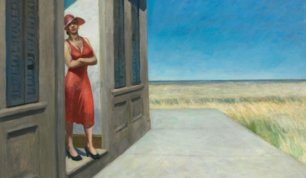 Edwardhopper-southcarolinamorning 1955