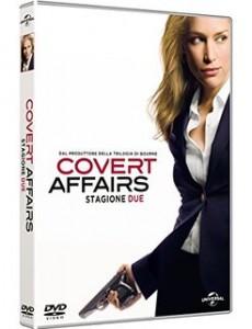 """""""Covert Affairs"""" è una delle serie viste in lingua originale. No, non sono partita per l'Inghilterra per fare la spia."""